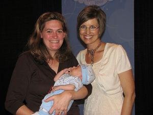 Me with Shelli at Convention 2007