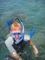 marc-snorkeling