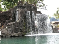 waterfall-at-resort