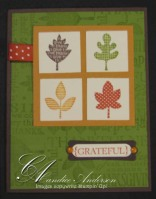 Grateful Leaves