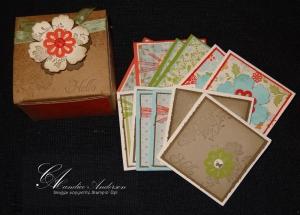 Box & Cards