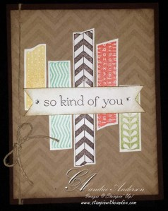So Kind of You Card