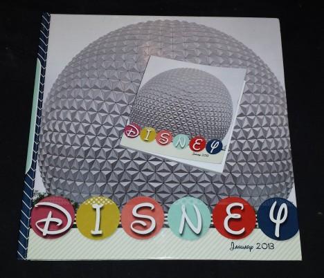 Disney Albums 2013
