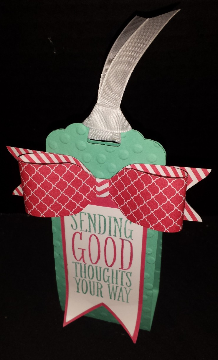 Good Thoughts Bow Package