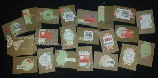 Hip Hip Hooray Card Kit
