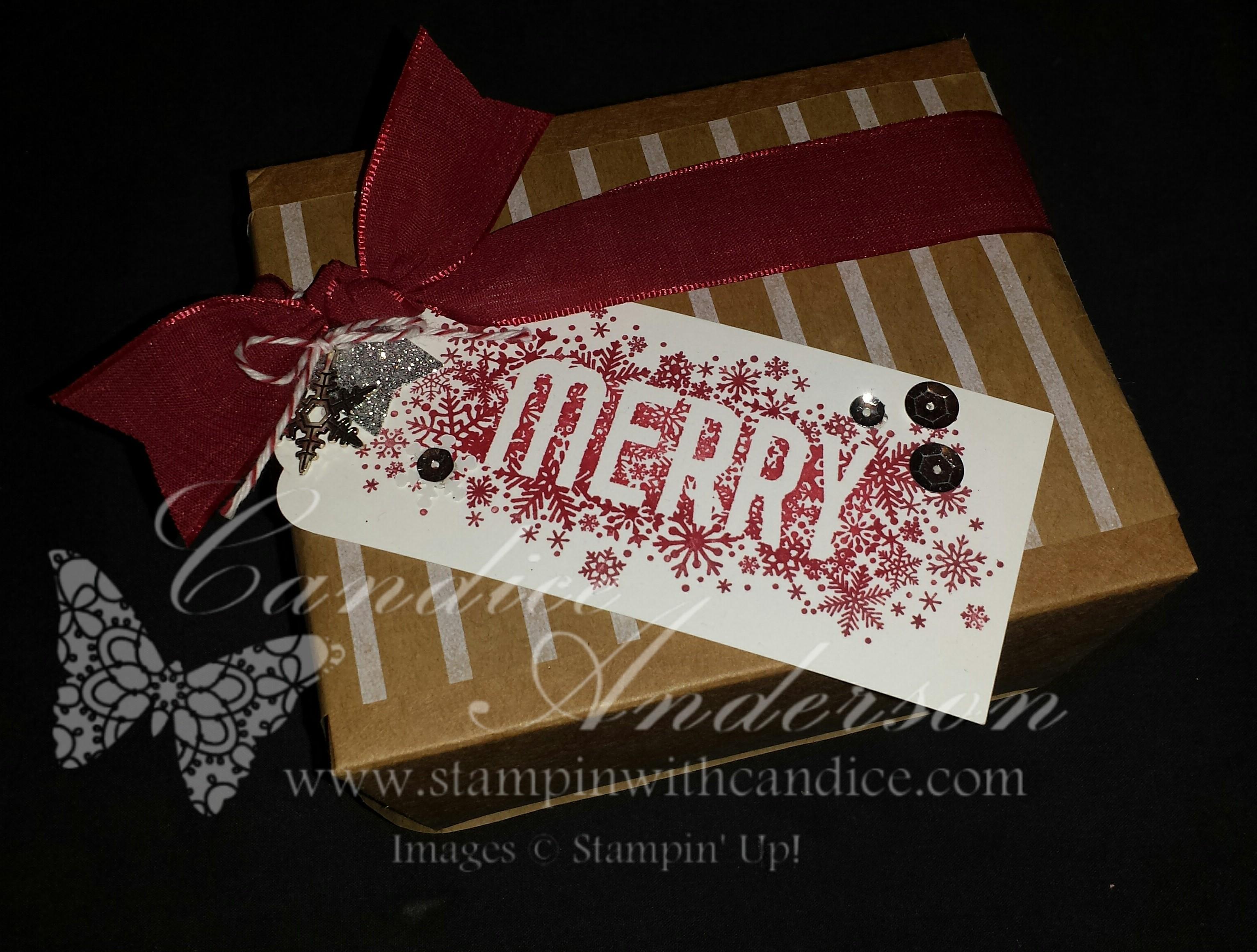 Merry Tag Box