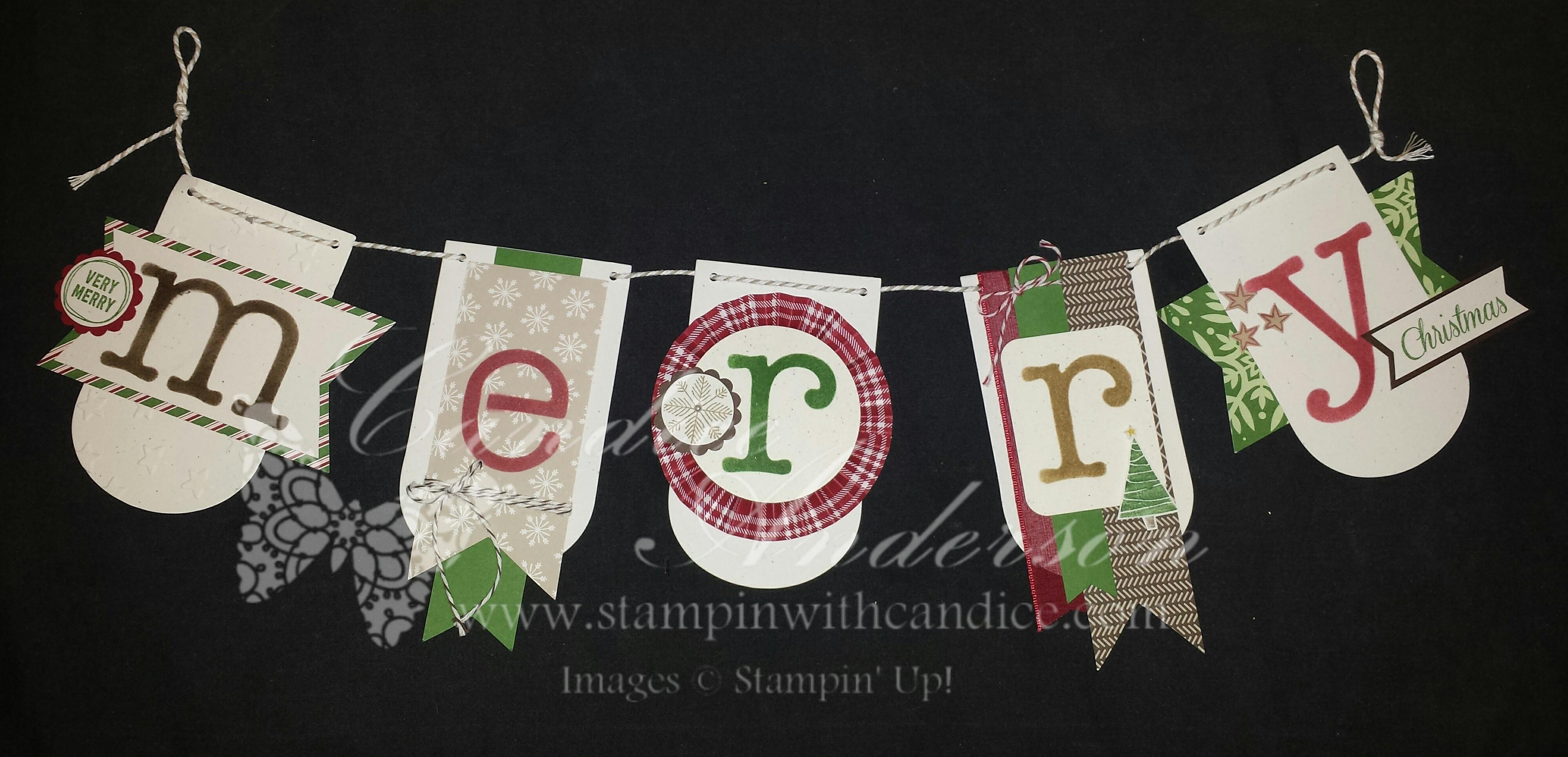 Merry Banner