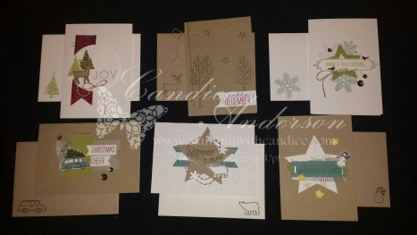 Winter Wonderland Cards