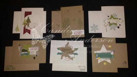 Winter Wonderland Cards