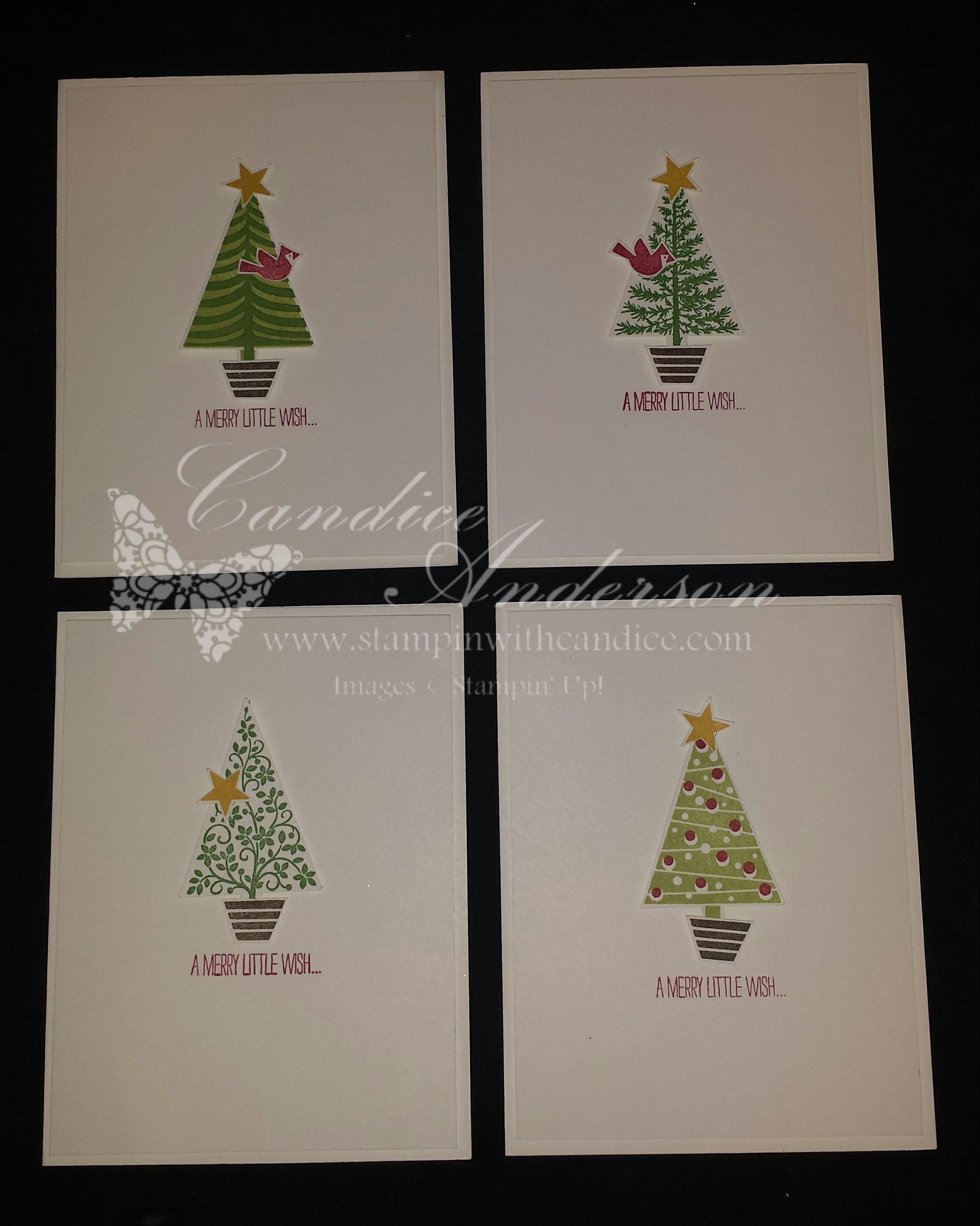 Sweet Tree Cards