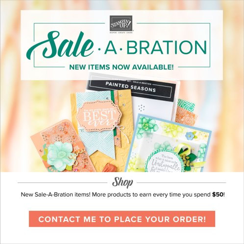 Sale-A-Bration 2019 Customers