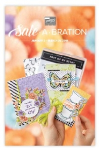 Sale-A-Bration 2019 Catalog - 1st Release