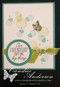 Beauty Abounds Casual Stamper Card