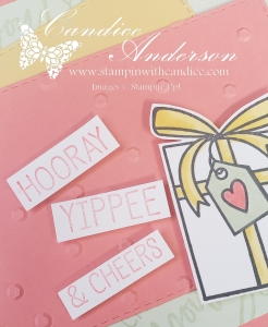 Birthday Cheer Stamp of the Week Sneak Peak